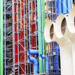 ������, ������: Georges Pompidou Center Paris