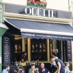 Paris Street Cafe — Stock Photo #43731899