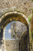 Traditional English Castle — Stock Photo