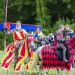 Постер, плакат: Tudor Knights Talking