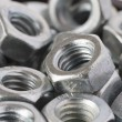 Screw nuts — Stockfoto