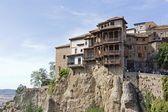 The Hanging Houses, Cuenca, Spain — Stock Photo