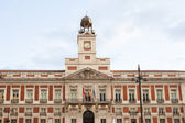 """Puerta del Sol"" square, Madrid, Spain — Foto de Stock"