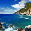 Stock Photo: Landscapes of beautiful Italirevier- Portovenere