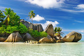 Seychelles - paradise holidays — Stock Photo