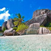 Seychelles - paradise holidays — Stock Photo