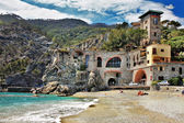 Pictorial Italian coast — Stock Photo