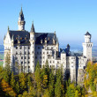 Stock Photo: Amazing Neuschwanstein castle