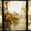 Royalty-Free Stock Photo: Old Europe - vintage photo-album series