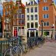 Amsterdam — Stock Photo #12768140
