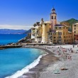 Sunny Italian coast series — Stock Photo