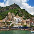 Picturesque Italy series - Amalfi — Stock Photo
