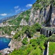 Stanning Amalfi coast — Stock Photo #12768546