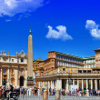 Rome,Vatican — Stock Photo #12768595