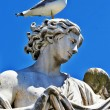European landmarks. Roman sculpture - Photo