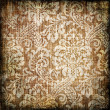 Vintage background with classy patterns  — Stock Photo