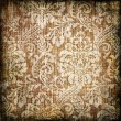 Stock Photo: Vintage background with classy patterns