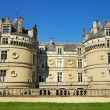 Medieval castles of Loire valley - Le-Lude  — Stock Photo