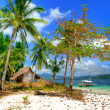 Tropical getaway - Stock Photo