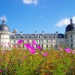 Valencay castle — Stock Photo