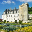 Stock Photo: Villandry castle - Loire valley