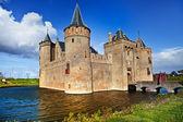 Fairy castle Da Haar — Stock Photo