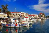 Idílicas islas griegas pictóricas - egina — Foto de Stock
