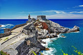 Pictorial Italy - Portovenere, Cinque terre — Stock Photo