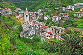 Traditional Italy, villages — Stock Photo