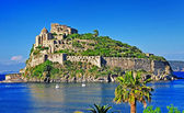 Medieval castle, Italy — Stock Photo