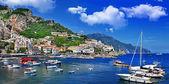 Pitoresca série itália - amalfi — Foto Stock