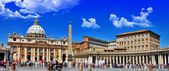 Rome,Vatican — Stock Photo