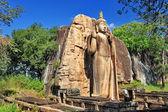 Greatest buddhist landmarks - Awukana , Sri lanka — Stock Photo