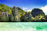 Niesamowite wyspy Filipin — Zdjęcie stockowe
