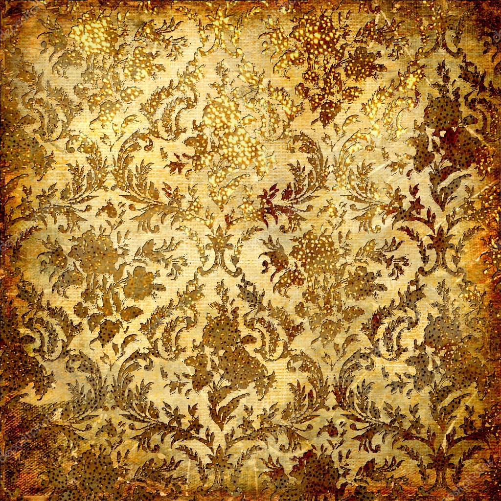 Antique wallpaper patterns