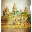 Cambodia temple - Angkor wat — Photo