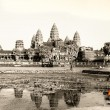 Cambodia temple - Angkor wat — Stock Photo