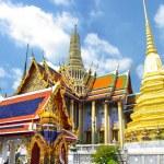 Grand palace - Bangkok — Stock Photo #12795396