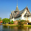 Thai temple - Stock Photo