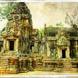 Cambodia temple ruins — Stock Photo #12795451