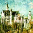 Stock Photo: Neuschwanstein Castle in Germany