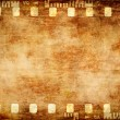 vintage filmstrip — Stock Photo
