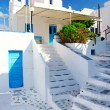 Stock Photo: Traditional Cycladic architecture - Milos island