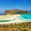Beautiful beaches of Greece - Crete Balos bay — Stock Photo #12797297