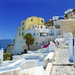 Amazing greek islands - Santorini — Stock Photo