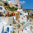 Beautiful pictorial Santorini — Stock Photo