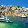 Stock Photo: Amazing Greece - pictorial island Symi