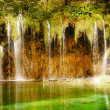Mystic waterfall — Stock Photo
