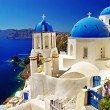Colors of Greece series - Santorini — Stock Photo #12798650