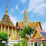 Grand palace - Bangkok — Stock Photo #12798676
